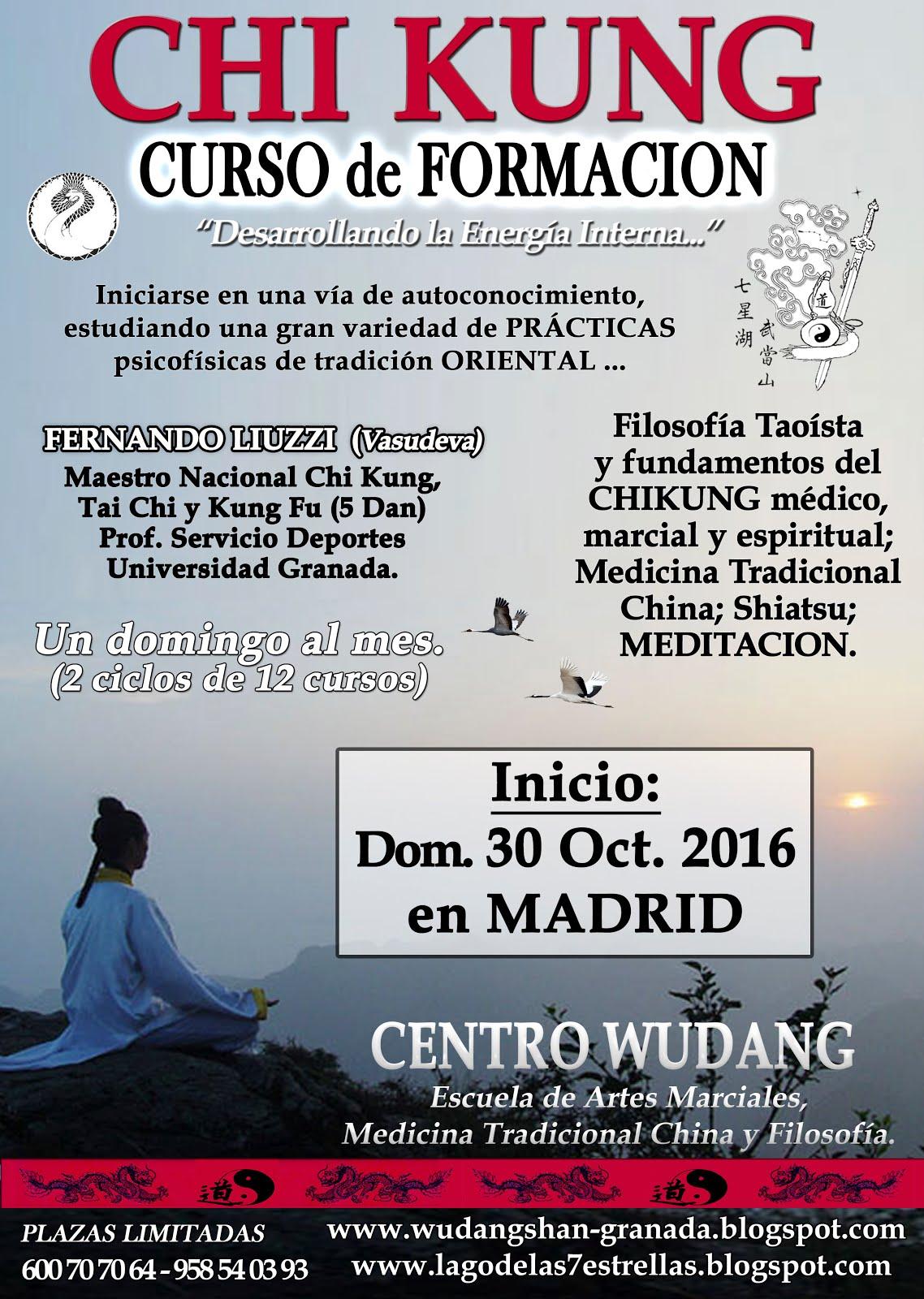 Cursos en Madrid