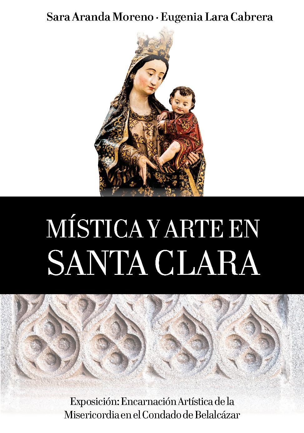 LIBRO MÍSTICA Y ARTE EN SANTA CLARA