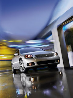 2011 Mitsubishi Galant Wallpapers