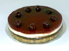 Blackforest cheese cake.  rm80