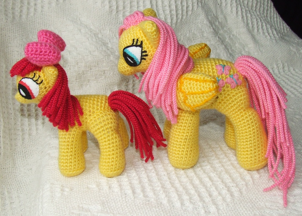 Knit One Awe Some My Little Pony Friendship Is Magic School Age