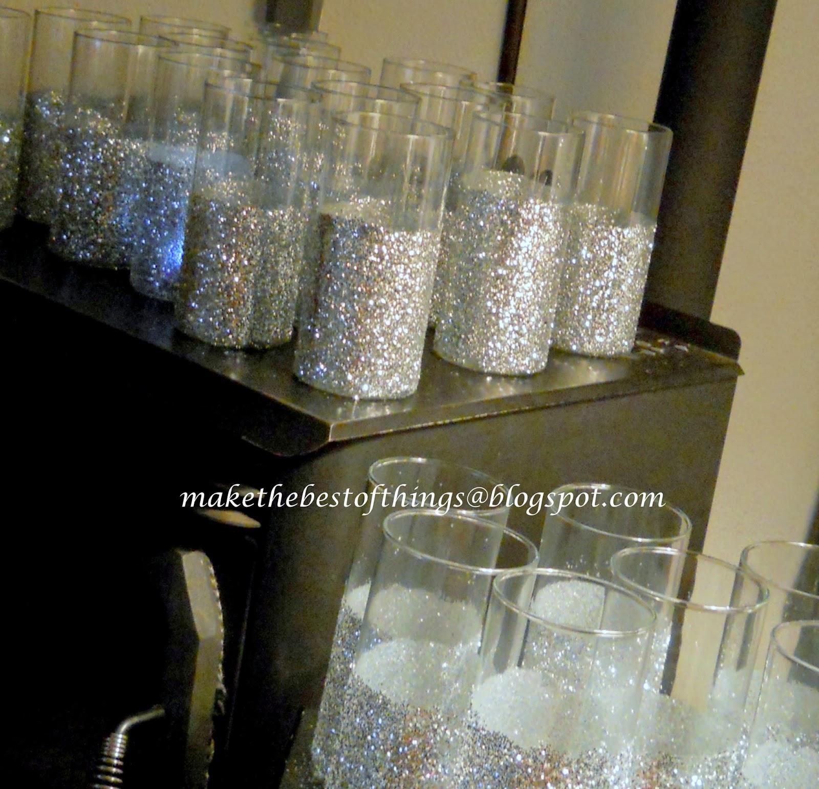 Make the best of things november 2015 glitter blast wedding vases reviewsmspy