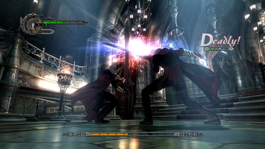 Image result for devil may cry 4 screenshots