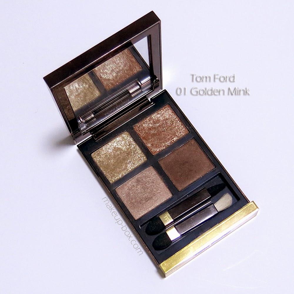the makeup box favorites tom ford eye color quad 01. Black Bedroom Furniture Sets. Home Design Ideas