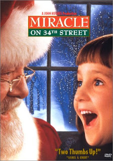 Miracle on 34th Street-best popular Christmas movies