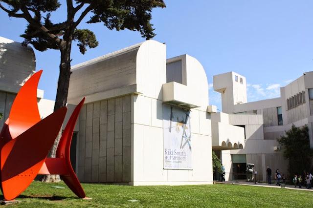 Museus de Barcelona - Museu Fundació Miró