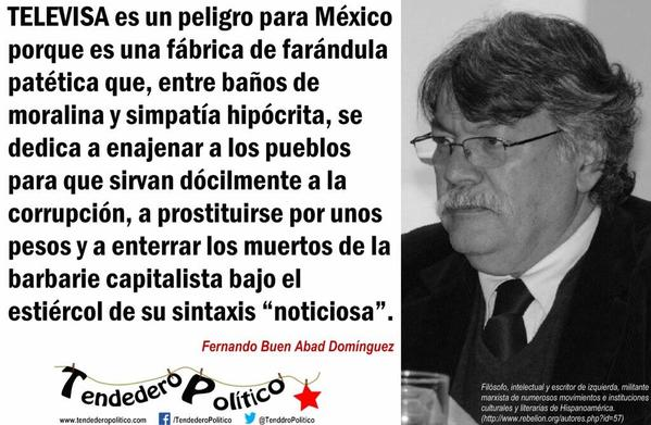TELEVISA es un Peligro para México