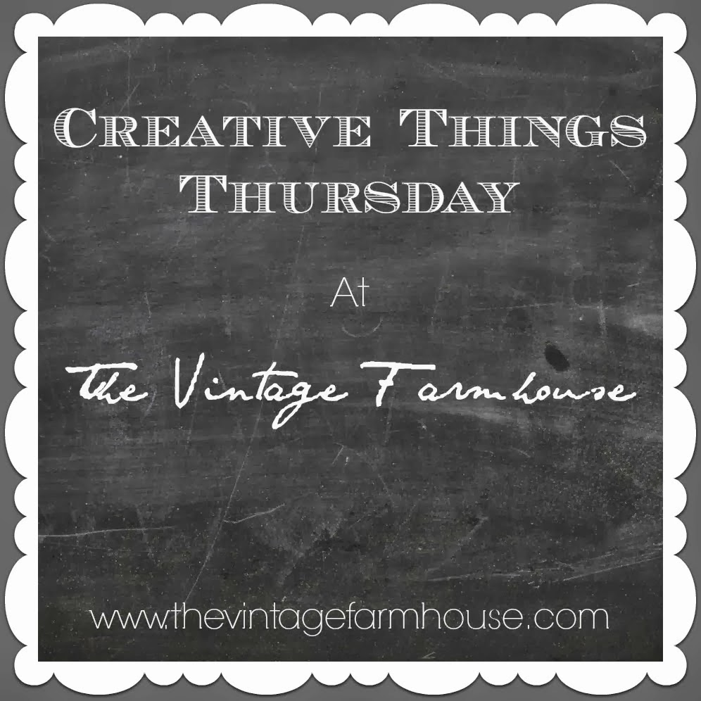 Creative Things Thursday