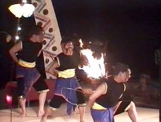 traditional dance Lombok