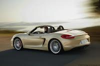 2012 New Porsche Boxster S (981)