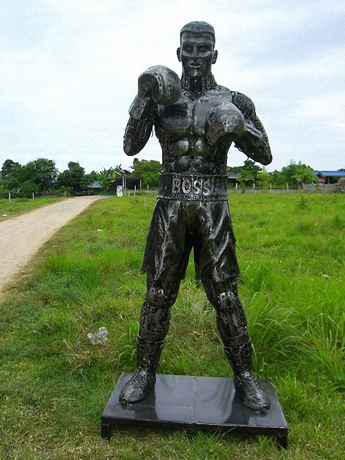 1a-The-Boxer-Sculpture-2.3m-high-Giganten-Aus-Stahl