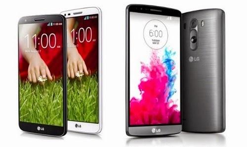 Daftar Harga HP LG