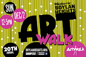 Boylan Heights Art Walk