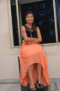 Geethanjali Latest Picture Gallery at Kobbari Matta Movie Opening ~ Celebs Next