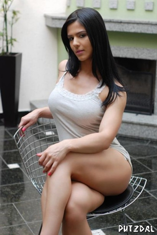 Sexy Brasil Fitness Model Eva Andressa Vieira (Galeria)