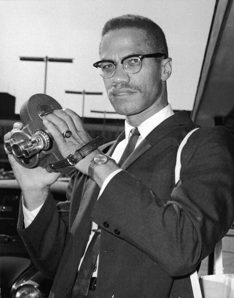 Malcolm X Camera
