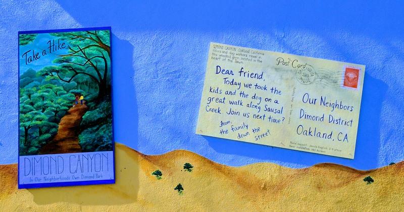 Dimond Postcard