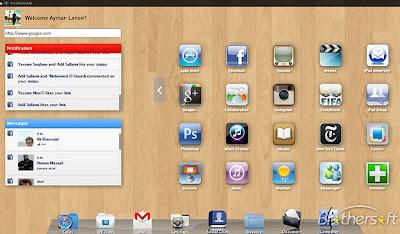 iPadian | Aplikasi Simulator iPad