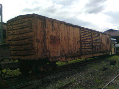 vagones de carga