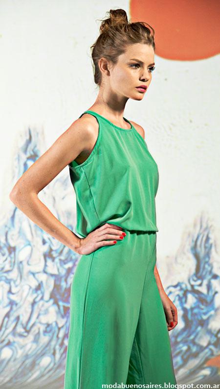 Moda monos verano 2015. Mancini primavera verano 2015 moda.