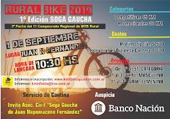 1º Rural Bike de la Soga Gaucha