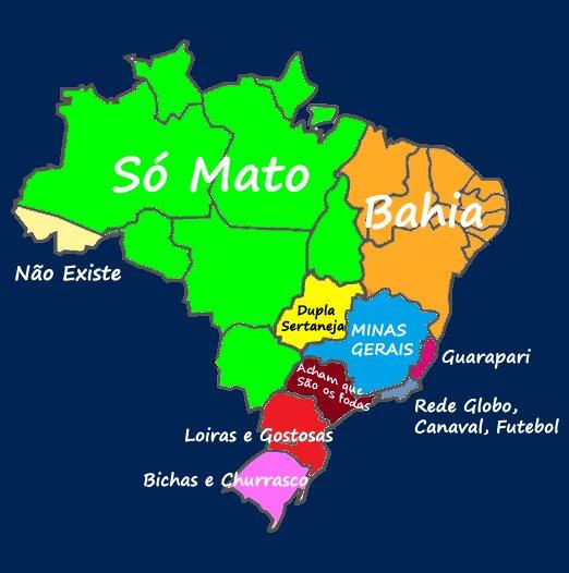 Qual a sua visão sobre o Nordeste do Brasil?  - Página 2 Brasil
