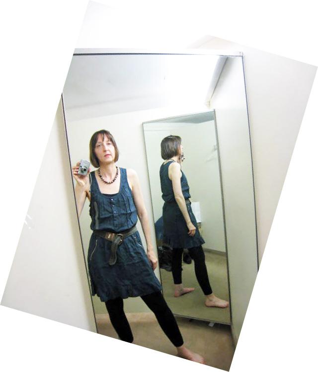 DKNY Tank Top Dress
