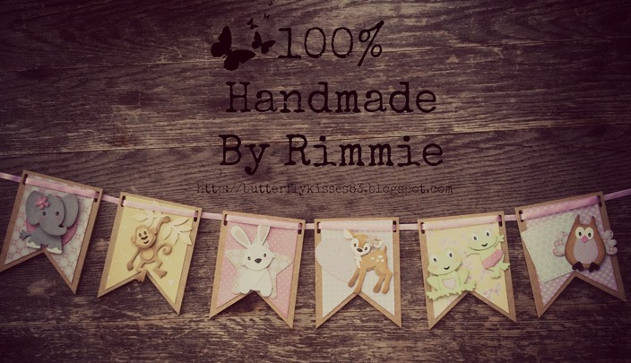 100% Handmade By Rimmie