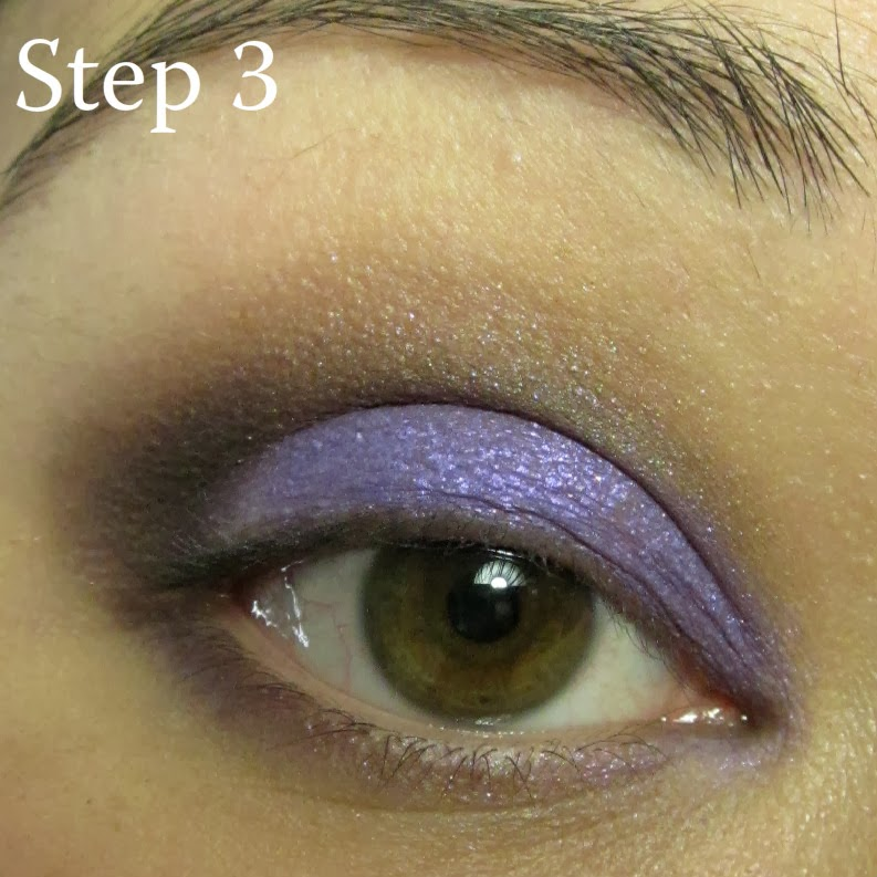 anna sui spring makeup tutorial using mac indian ink and make up for ever #172