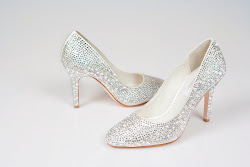 Crystal Slippers - Designer Luxury Shoes from Crystal Couture Elite Collection