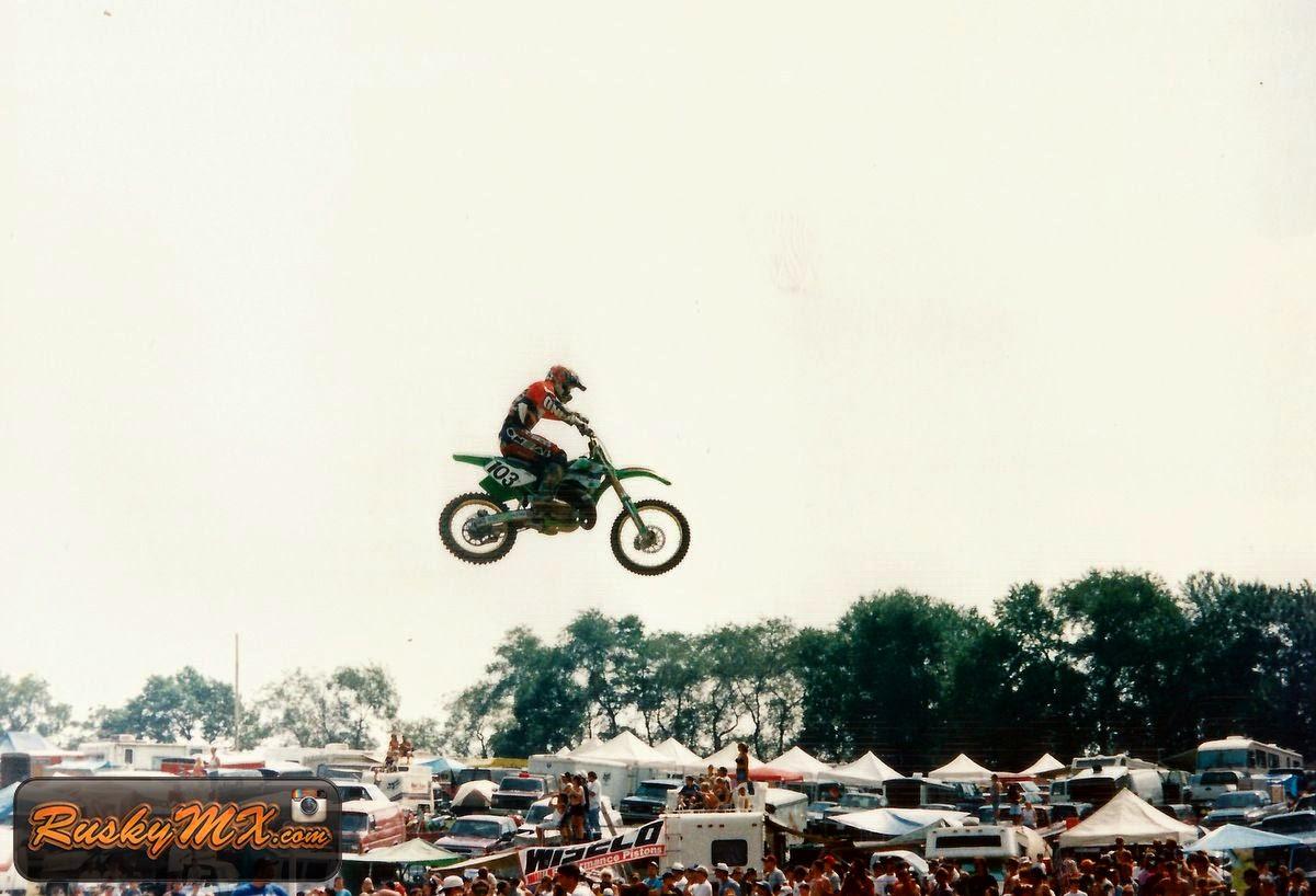 Brian Swink Steel City 1997