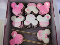Fancy Cookies tempahan dr Mai, Ipoh.