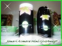Jemari Asmara Mini GiveAway.