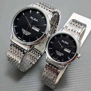 Jam tangan grade Alba Couple SL29