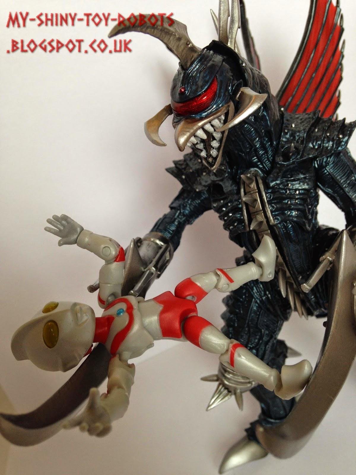 Ultraman vs Gigan
