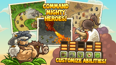 Kingdom Rush Frontiers 1.4.2 Mod Apk-screenshot-2