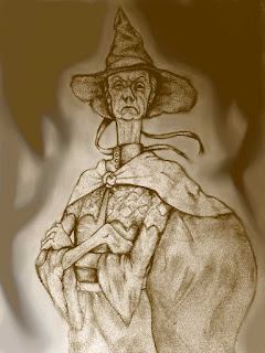 Granny Esme Weatherwax Discworld Terry Pratchett PTerry recipe cupcake