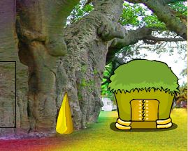 GamesNovel Big Trees Forest Escape