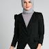 3 Rekomendasi Model Baju Muslim Blazer Terbaru
