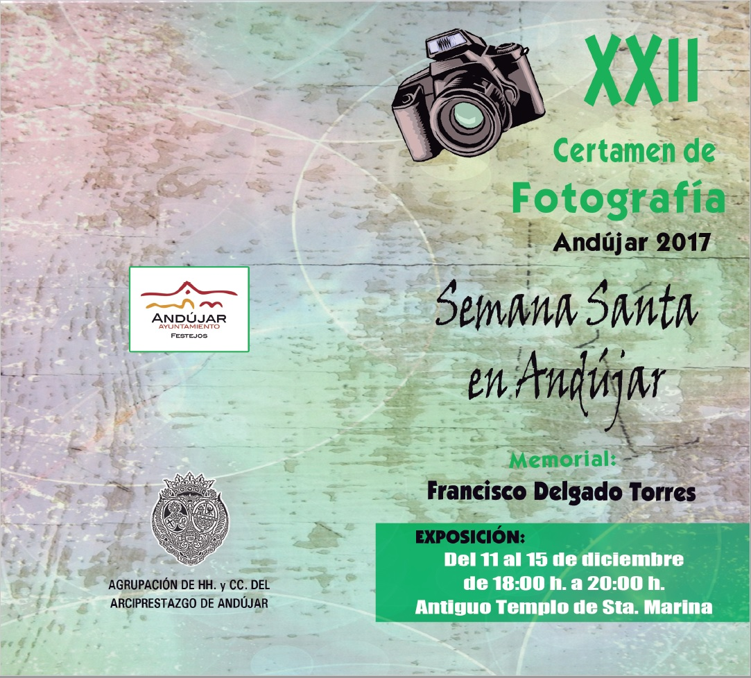 XXII certamen de fotografía Semana Santa