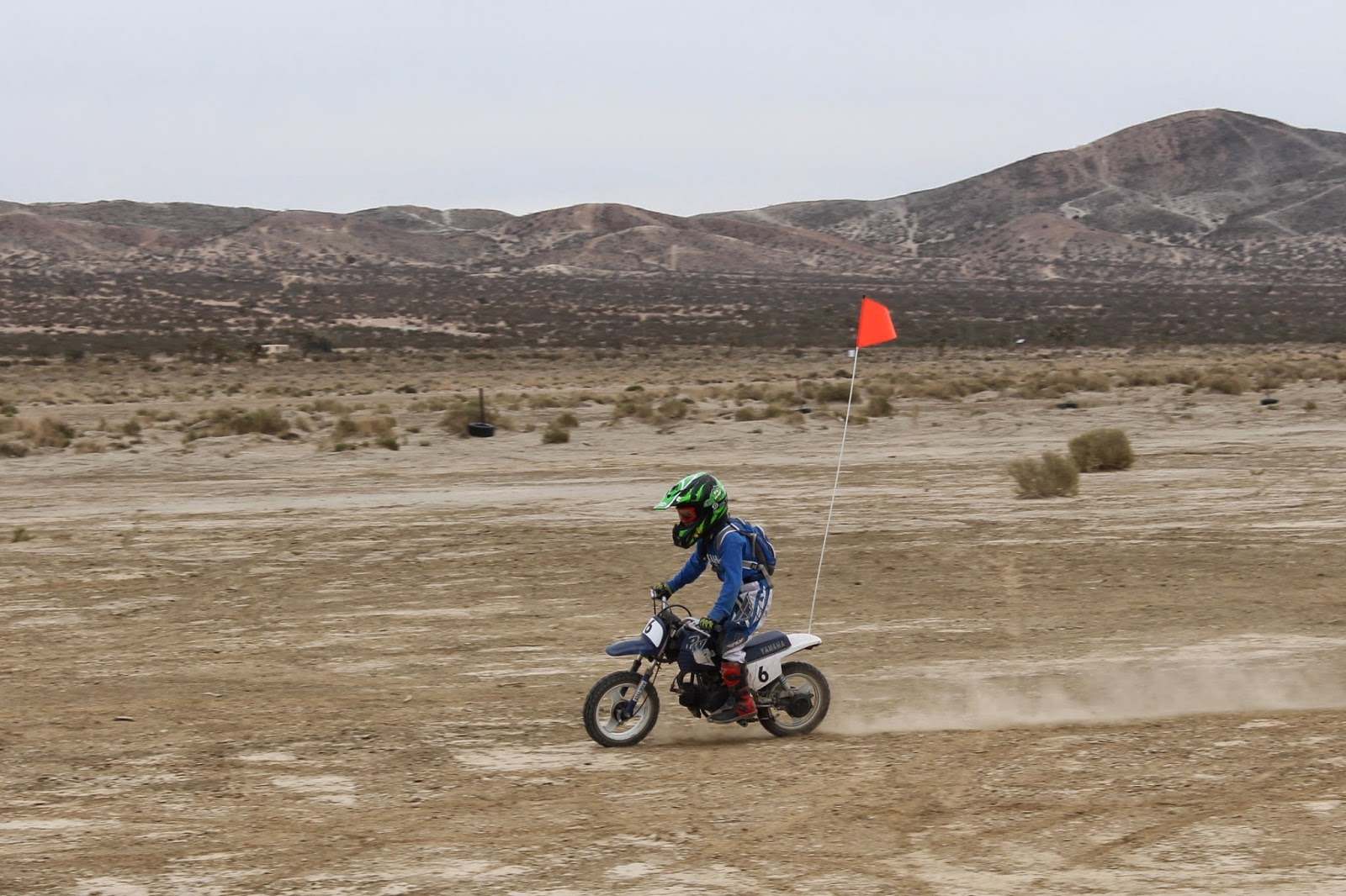 el mirage dry lake bed racing - photo #9