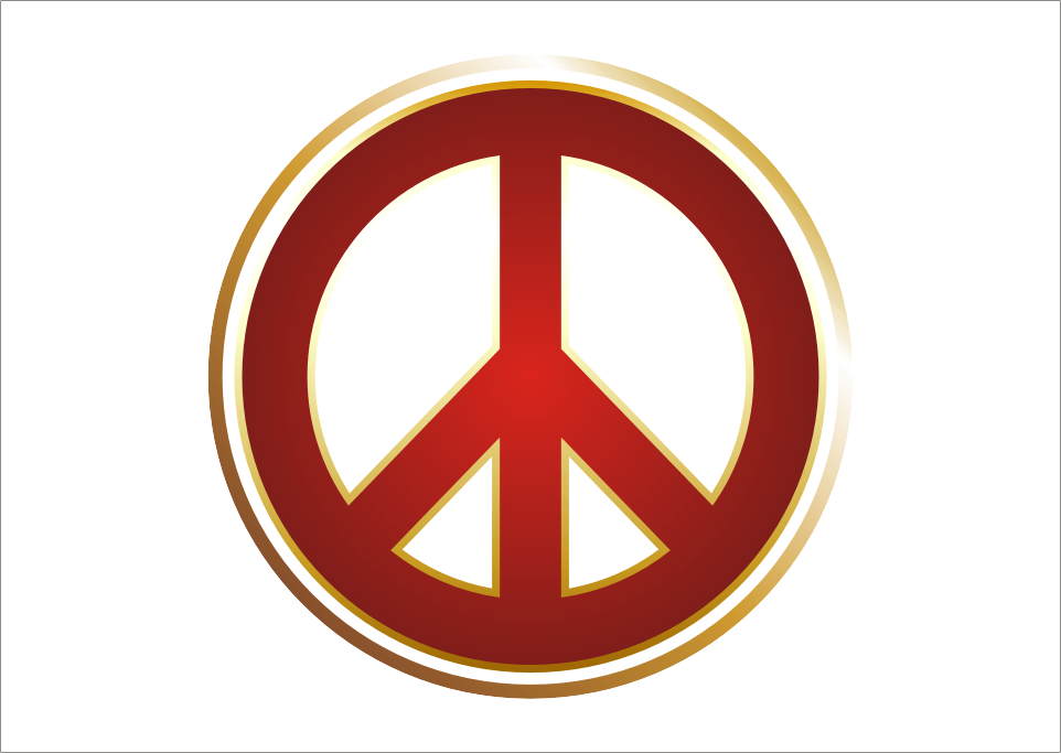 Download Logo Peace Vector editable