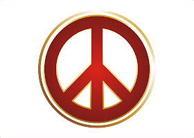 Peace Logo Vector download free