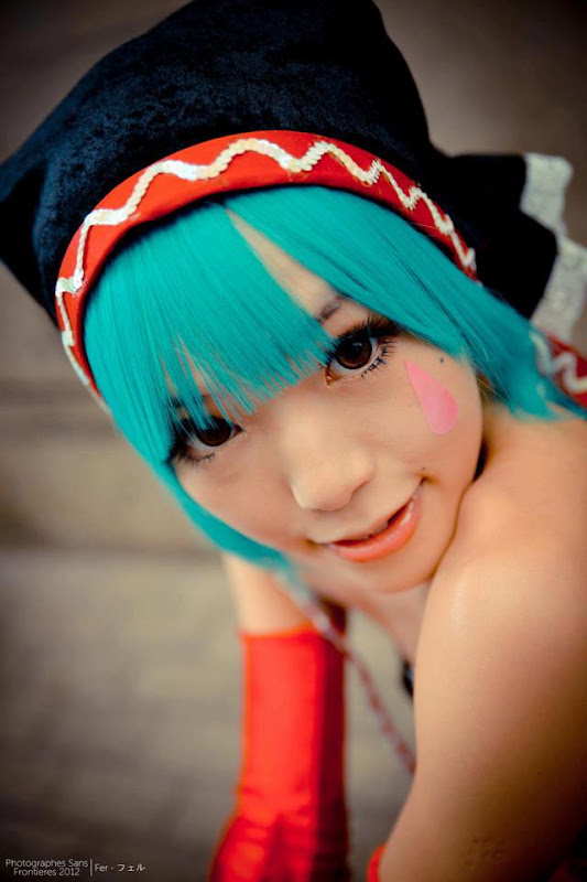 CosRain.Com Kipi's COSPLAY - Miku Hatsune
