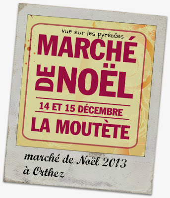 marché de Noël 2013 à Orthez