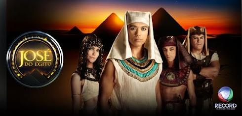 MINISSÉRIE: José do Egito.