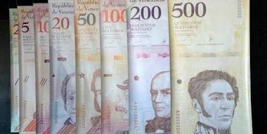 Venezuela tiene desde este lunes un nuevo cono monetario