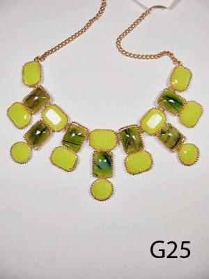 kalung aksesoris wanita g25