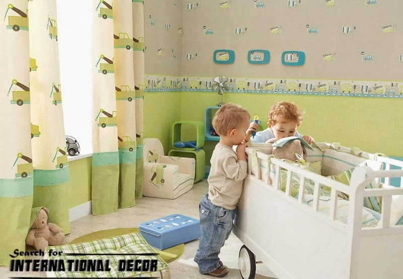 childrens wallpaper,nursery wallpaper, kids wallpaper, wallpaper borders