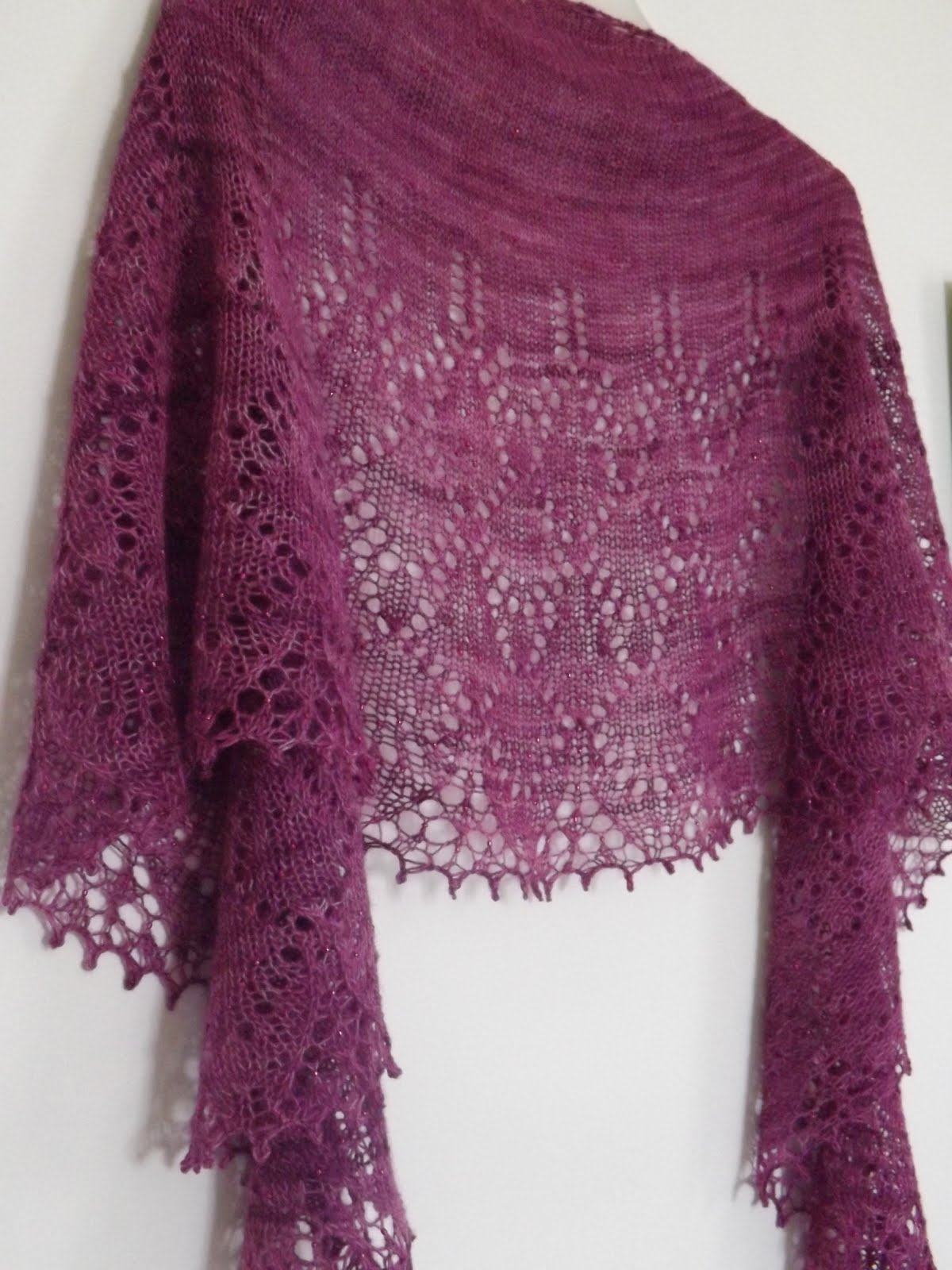 Out of darkness- Boo Knits